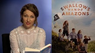 Nonton Kelly Macdonald Reads From Swallows   Amazons   New Film Out In Cinemas August 19th 2016 Film Subtitle Indonesia Streaming Movie Download