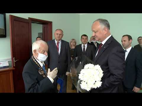 Președintele țării a analizat situația social-economică a raionului Fălești