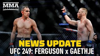 UFC 249: Tony Ferguson vs. Justin Gaethje Main Event Reaction - MMA Fighting by MMA Fighting