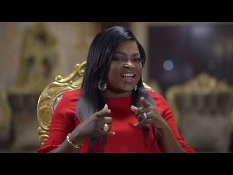 """Funke Akindele Bello Steps Out For """"YOUR EXCELLENCY"""" Movie Premiere"""
