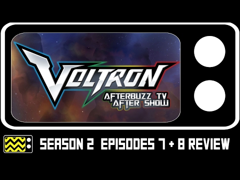 Voltron Legendary Defender Season 2 Episodes 7 & 8 Review & After Show | AfterBuzz TV