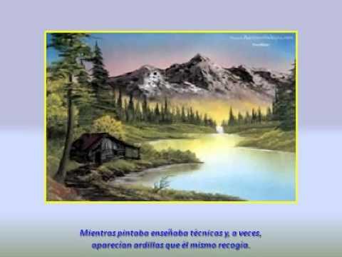 Las Montañas de Bob Ross - The Joy of Painting видео