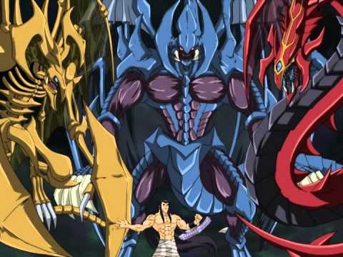 Yu-Gi-Oh! GX- Season 1 Episode 49- Rise Of The Sacred Beasts - Part II