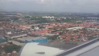 Video China Airline CI761 Airbus A340-313 Landing TPE➡ CGK Soekarno-Hatta Airport Jakarta MP3, 3GP, MP4, WEBM, AVI, FLV April 2018