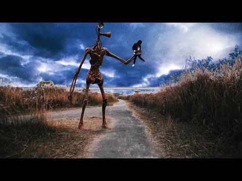 사이렌헤드 실사판 Siren Head in Real Life Horror Short Film サイレンヘッド SCP 6789 수아튜브