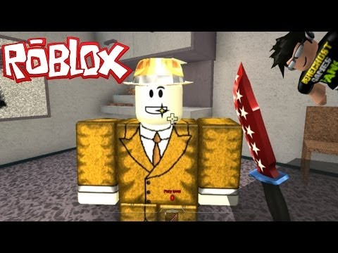 Family Game Nights Plays: Roblox - The Mad Murderer: MURICA! (PC)
