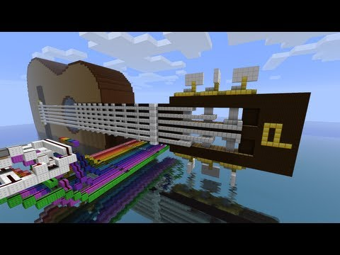 Minecraft Playable Guitar