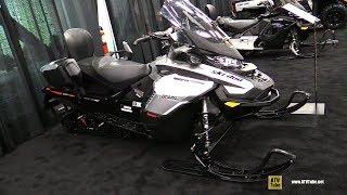 7. 2019 Ski Doo Grand Touring Limited 900 Sled - Walkaround - 2018 Drummondville ATV Show