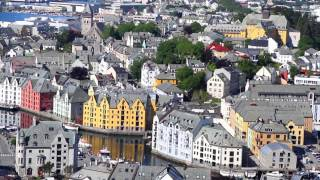 Alesund Norway  City new picture : Ålesund, Norway.