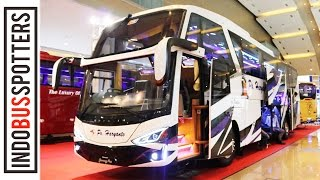 Video BUS MADE IN MADIUN! ZEPPELIN G3 DOUBLE GLASS HARYANTO | Bus Review #12 MP3, 3GP, MP4, WEBM, AVI, FLV Agustus 2018