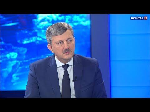 Владимир Марченко, председатель комитета по делам территориальных образований, внутренней и информационной политики Волгоградской области