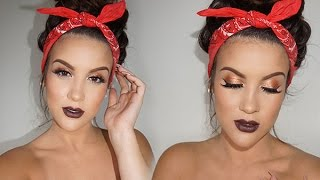 Fall Makeup Look 2  | Kylie Jenner Inspired