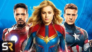 Six Degrees Of Separation: Brie Larson And The Marvel Cinematic Universe by Screen Rant