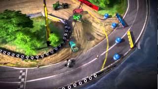 Reckless Racing 3 Trailer