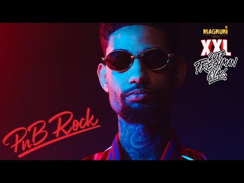 PnB Rock Freestyle – 2017 XXL Freshman