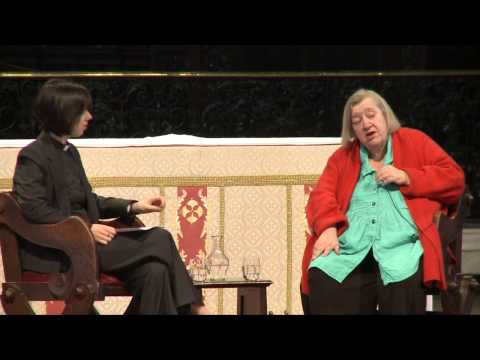 The Mind of the Maker: Clarissa Dickson Wright speaks at St Paul's Cathedral