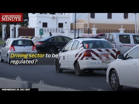 """Consumer watchdogs in Oman want to create """"real"""" driving schools to protect learner drivers."""