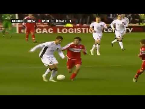 Cristiano Ronaldo Vs Middlesbrough A 06 07 By MemeT FA Cup