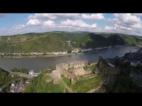 Sankt Goar Drone Video
