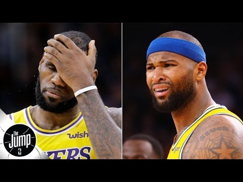 Video: What DeMarcus Cousins' injury means for him and the Lakers | The Jump