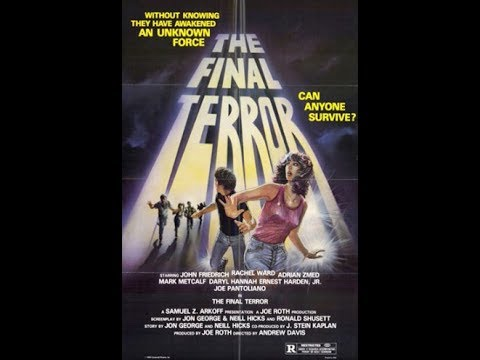 The Final Terror [1983] - Review - ('80s Slasher)