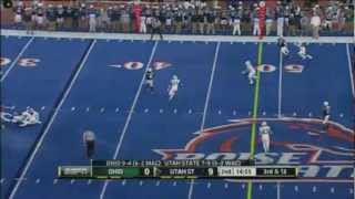 Robert Turbin vs Ohio (Bowl) 2011