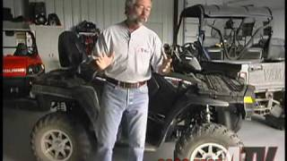 6. ATV Television Test - 2008 Polaris Sportsman 800 Touring Long Term Wrap-up