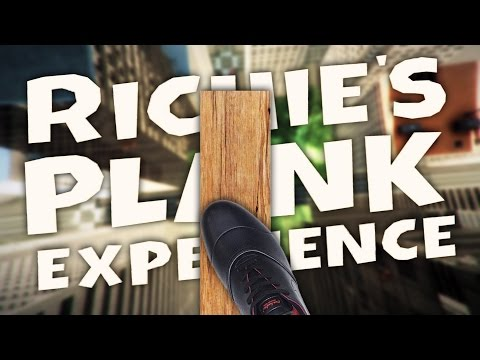 THE SCARIEST FUN! | Richies Plank Experience VR (HTC Vive Virtual Reality)