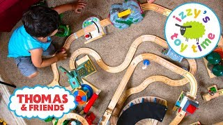 Thomas and Friends | Q & A with Thomas Train Brio and KidKraft! Fun Toy Trains for Kids and Children