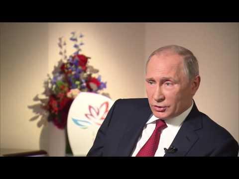 Владимир Путин интервью Bloomberg 02.09.2016 (Короткая версия)