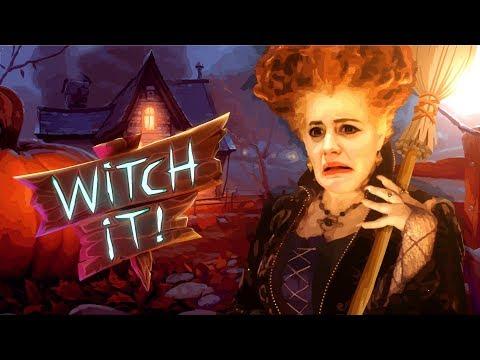 HWSQ #72 - Die besten Verstecke der Welt | Witch It