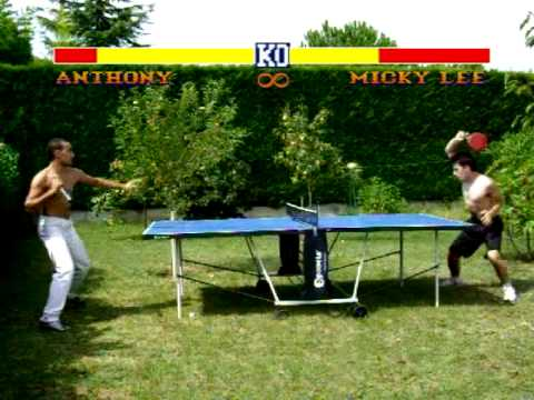 Ping Pong Fighter.