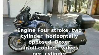 6. BMW R 1150RT Specification & Specs