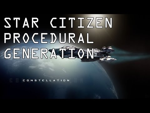 STAR - We sat down with Cloud Imperium Games' Chris Roberts, working on Star Citizen, to discuss the procedural generation stretch goal and its focus, limits, and tech. More info in the article: http://ww...