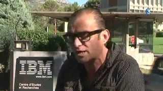 La Gaude France  city pictures gallery : La crainte des salariés d'IBM à La Gaude (06)