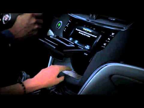 Cadillac  2013 Cadillac XTS reveal promo