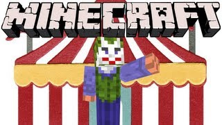 Minecraft - Jester's Carnival Begins! (BatKnight Updates)