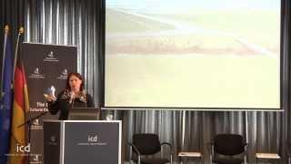 Inge Gotzmann, National Manager, Bund Heimat und Umwelt in Deutschland