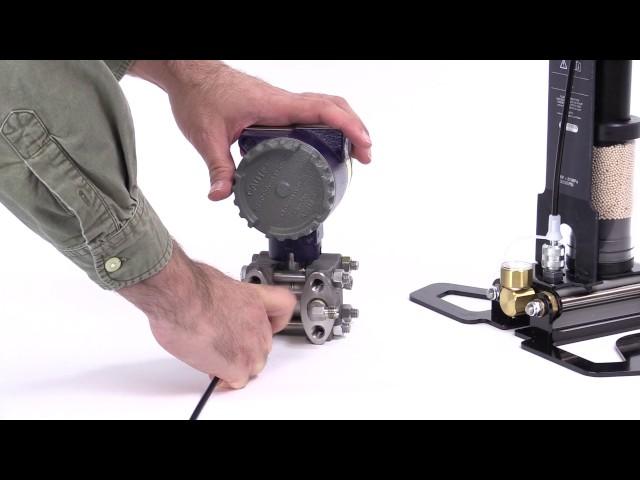 Kalibračná pumpa Fluke 700HPP