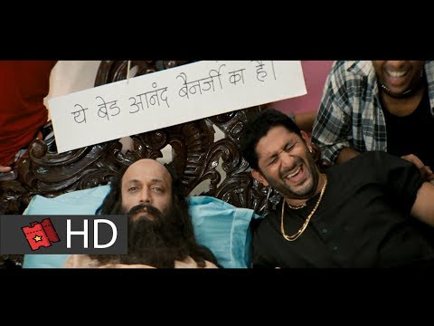Munna Bhai MBBS (2003) - Anand Bhai ka Bed Scene (5/10) | Movieclipshindi