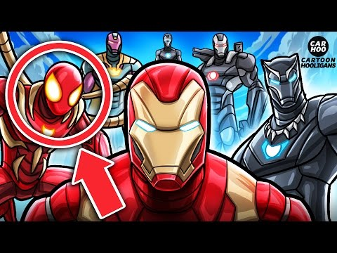 What If This Happened in Marvel's Civil War [ Parody ] ft Spider-man Homecoming (видео)