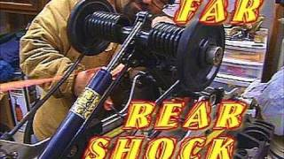 8. Installation of Rebuilt Snowmobile Far Rear Shock