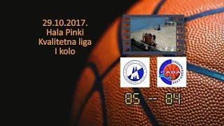 kk mladost kk sava 85 84 (pioniri, 02 10 2017 ) košarkaški klub sava
