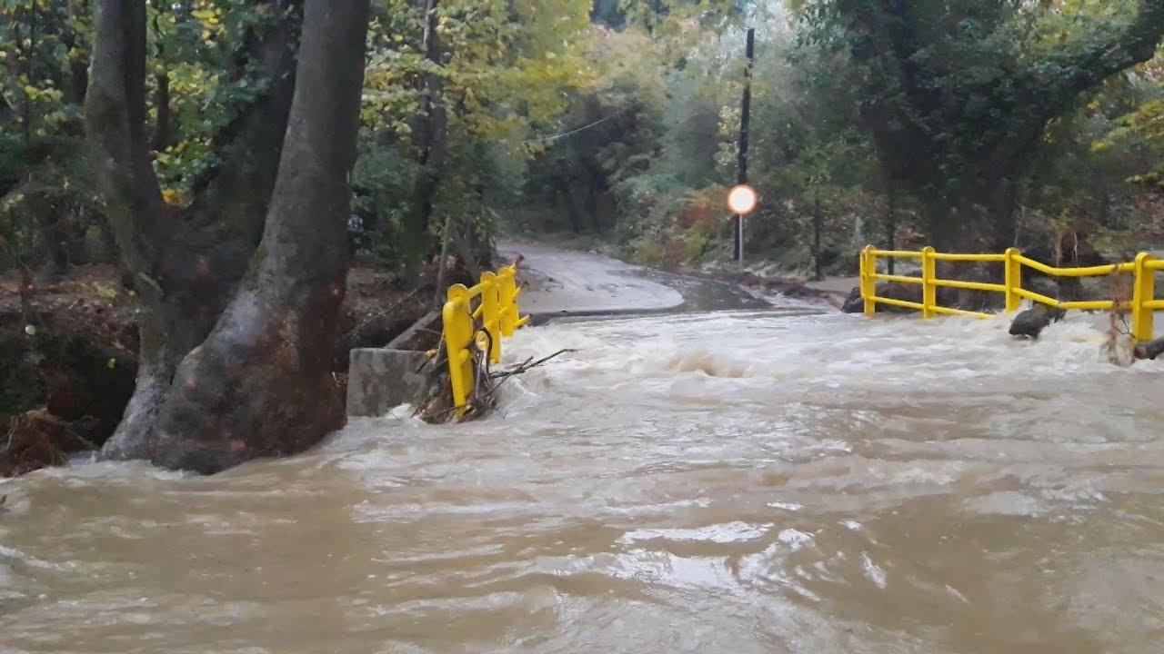 Λάρισα: Πλημμύρισαν σπίτια στη περιοχή Στόμιο