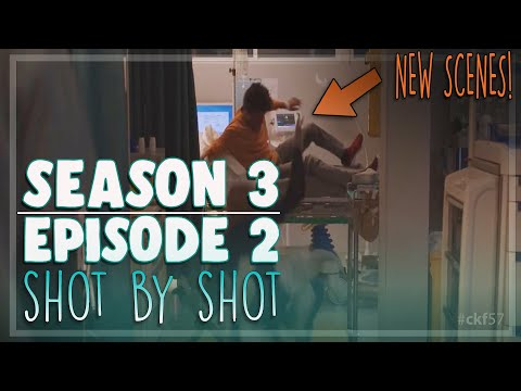 Season 3 I Ep.2 Breakdown: New Scenes! SPOILERS Cobra Kai Theories (sous-titres français)