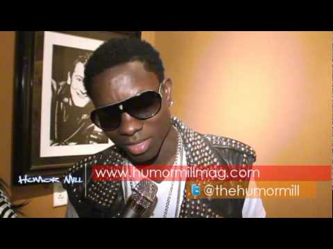 EXCLUSIVE-Michael Blackson Talks About Producing New Film!