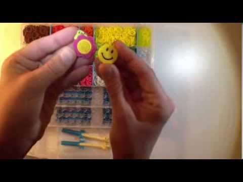 How To Store Your Rainbow Loom,Rubber Bands And Bracelets