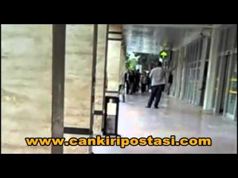 Çankırı Belediyesine palalı saldırı!