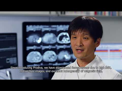 Dr. Takahashi's Experiences With The Prodiva 1.5T MR System