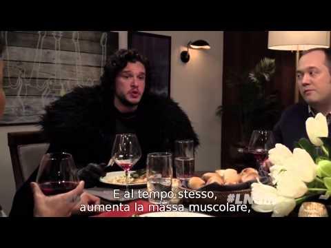 una cena con jon snow